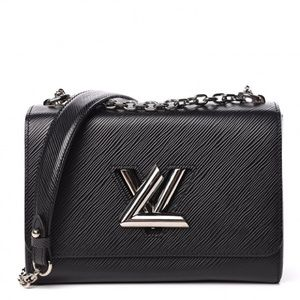 Louis Vuitton Twist PM Black